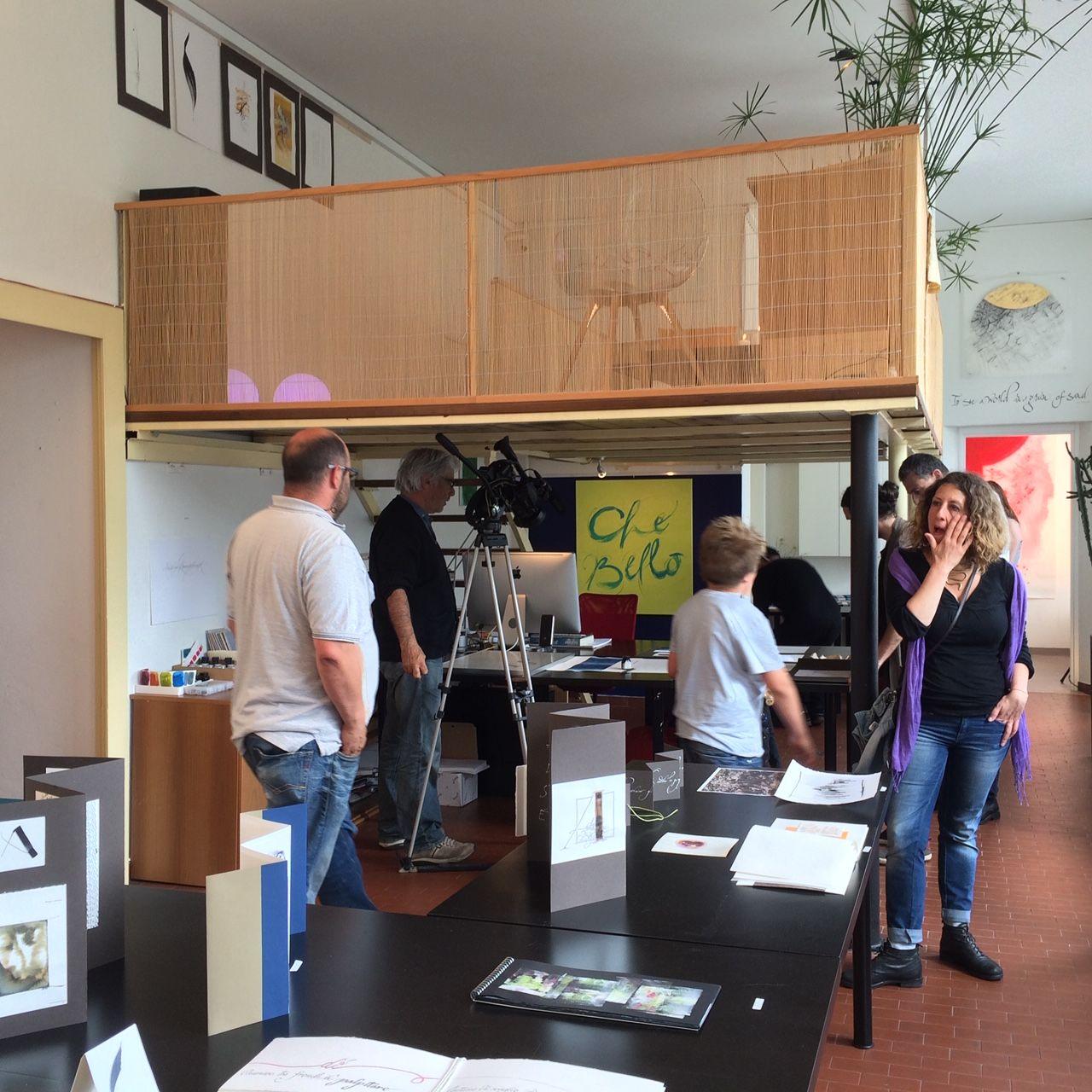 Studio a Ponte Tresa, 31.05.2015