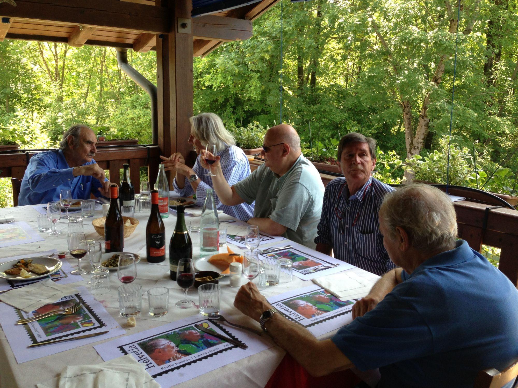 09.06.2013, Agriturismo La Sorgente a Cassano Valcuvia