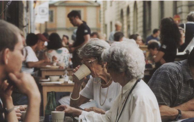 Arsenico e vecchi merletti (Stoccolma, Svezia, 1998)