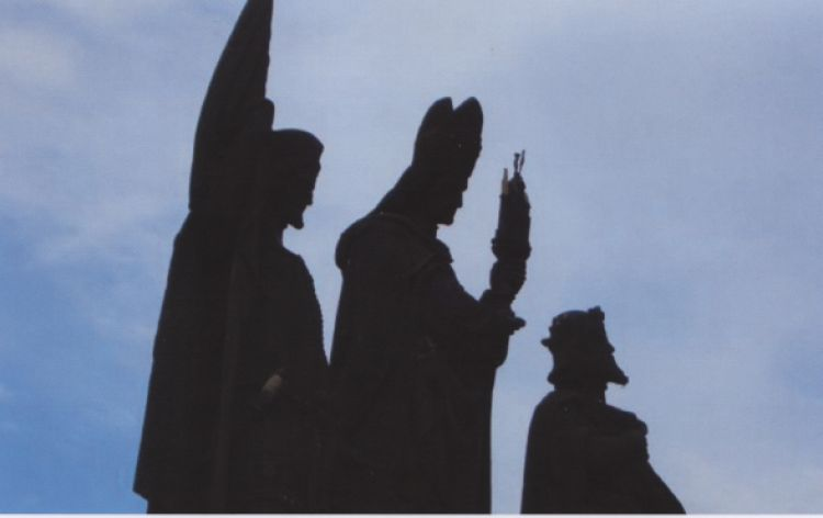 I santi del Ponte (Praga, Cechia, 2005)