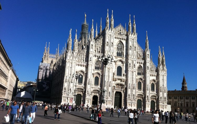 souvenir - Milano (Italia), 2011