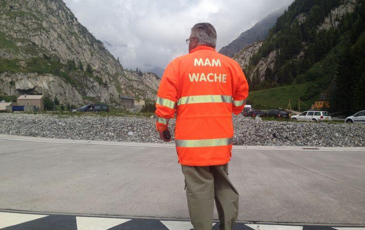 pubblicità - Andermatt (Svizzera), 2014