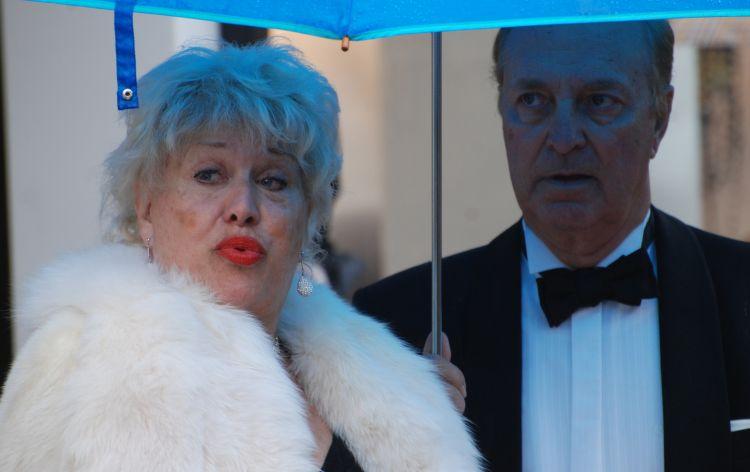 """omaggio a Fred Buscaglione, """"Bocuccia di rosa"""" - Cannes (Francia), 2012"""