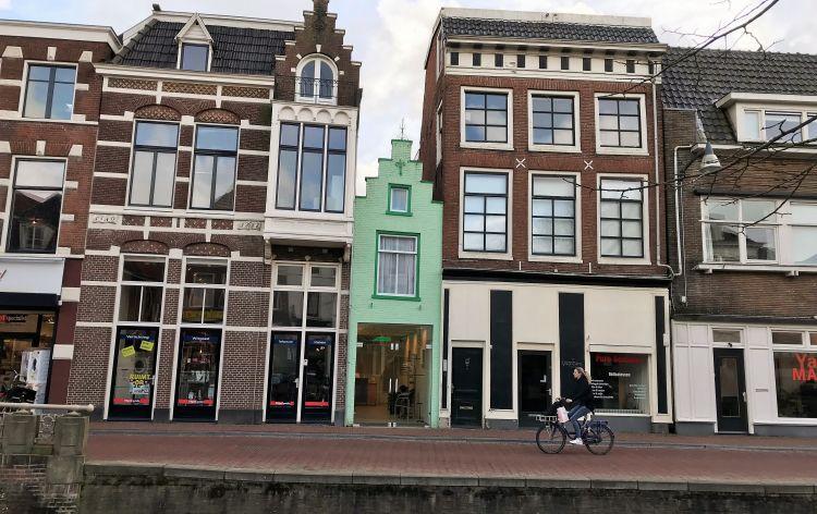farsi largo - Leeuwarden (Olanda), 2018
