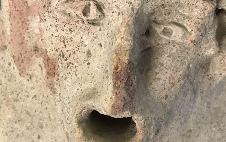 Agata, tu mi stupisci... - Policoro (Italia), Museo della Siritide, 2018