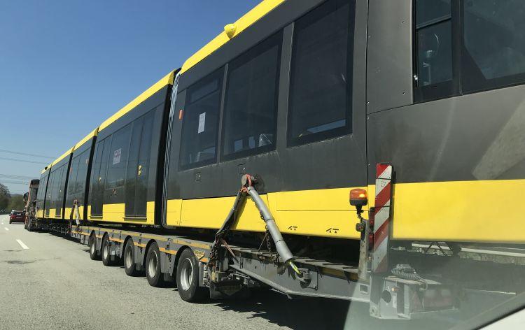 solo... con il treno - Coblenza (Germania), 2019