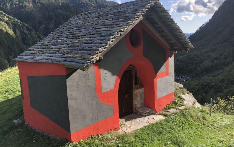 truccata - Rossa (Svizzera), 2019