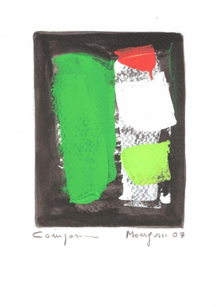 MONGUZZI Giuseppe Composizione 10