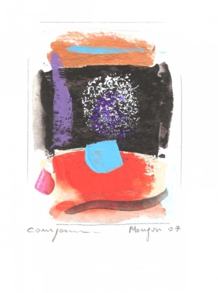 MONGUZZI Giuseppe Composizione 9