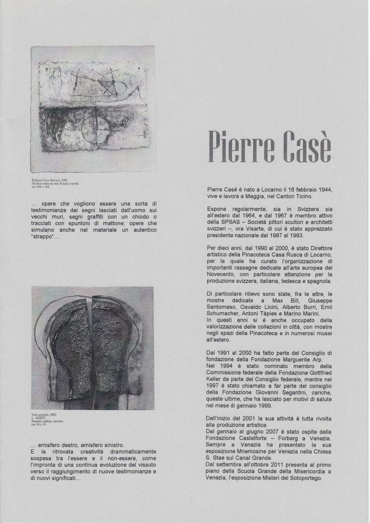 CASÈ Pierre