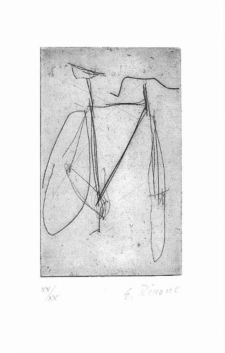 RISSONE Emilio Bicicletta
