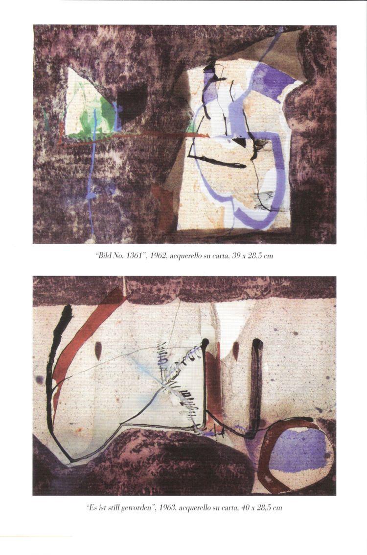 """Invito della mostra """"Il viaggio di Dedalo"""""""