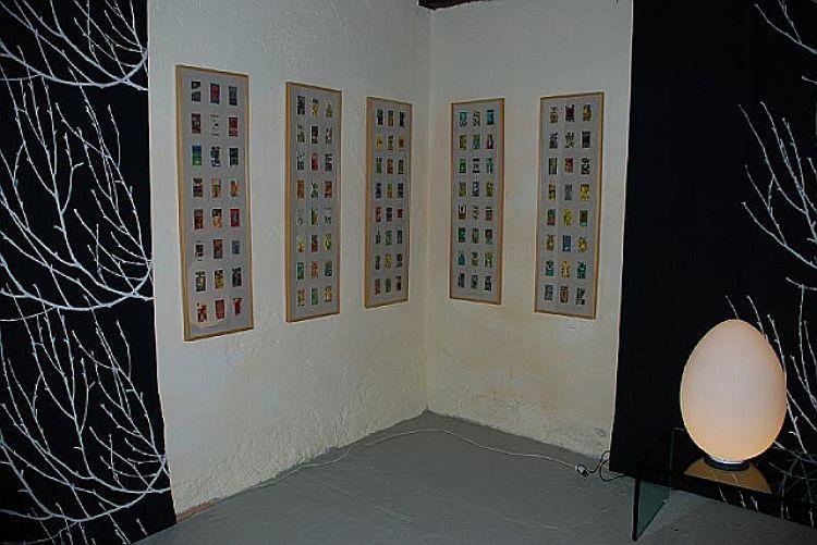 """Personaggi della mostra: """"BLENDINGER Paolo"""""""