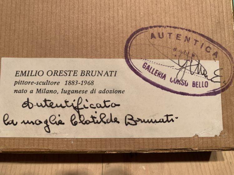 BRUNATI Emilio Oreste