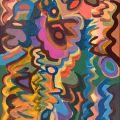 FONTANA Gian Battista, 1999, acrilico su tela, 80 x 50 cm